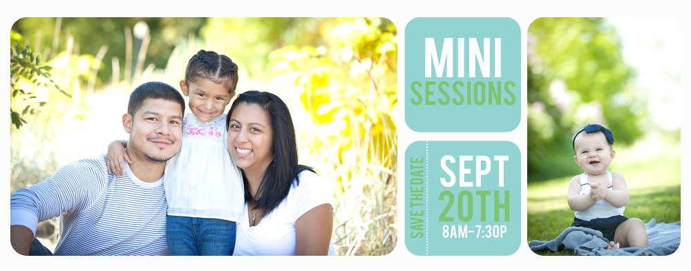 2015 Mini Session Banner